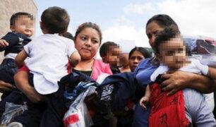 EEUU: más de 500 niños se reunieron con sus familias en la frontera con México