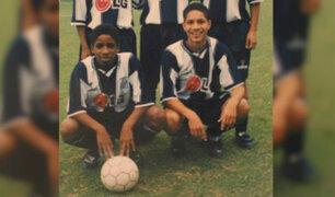 La historia de una amistad: Guerrero dedica gol a Farfán en partido contra Australia