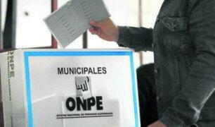 Elecciones 2018: jóvenes que cumplan 18 años el 7 de octubre deberán votar