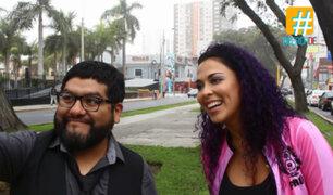 """#AcercaDe Adriana Quevedo: """"Estoy en el mejor programa de mi vida en este momento"""""""