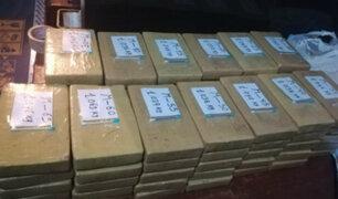 Cae organización criminal que iba a enviar droga a Bélgica