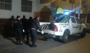 Arequipa: mujer es hallada sin vida al interior de un cuarto de hotel