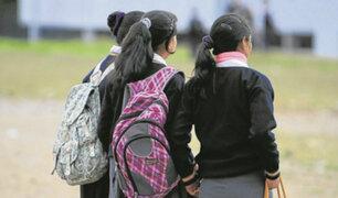 Colegios al interior del país no desfilarán por Fiestas Patrias