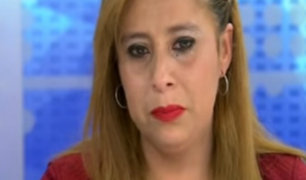 Exempadronadora ultrajada afirma que podría perder la vista