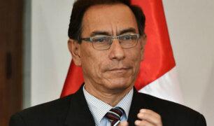 Presidente Vizcarra promulga ley que permite a SBS supervisar cooperativas