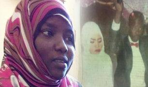 Sudán: revocan pena de muerte a joven que mató a esposo