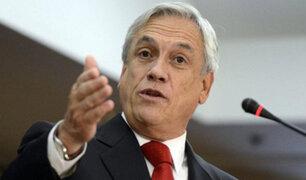 Chile: Presidente Piñera entrega 3,000 visas a extranjeros indocumentados