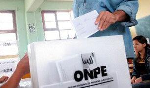 Elecciones 2018: estos son los resultados distritales al 100% de la ONPE