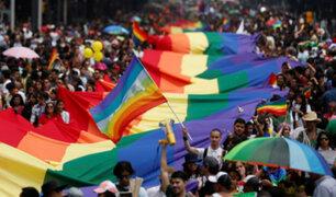 Ministerios de la Mujer, de Cultura y de Justicia celebran el Día del Orgullo LGBTI