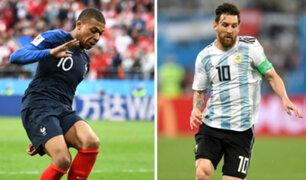 Mundial Rusia 2018: así quedaron los enfrentamientos de octavos de final