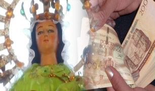Bolivia: pobladores de una comunidad afirman que virgen convierte piedras en dinero