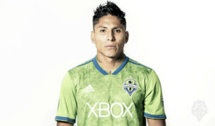 Seattle Sounders presenta a Raúl Ruidíaz con el Himno Nacional [VIDEO]