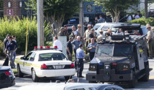 EE.UU: El Capital Gazette rinde homenaje a periodistas asesinados