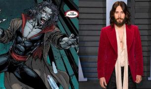 Jared Leto será el villano del nuevo 'spin-off' de Spider-Man