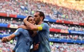 Uruguay eliminó a Portugal y pasa a cuartos de final de la Copa del Mundo