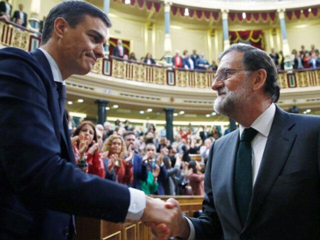España: Mariano Rajoy fue destituido de la presidencia del gobierno español
