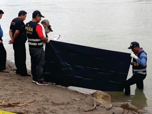 Conmoción en el VRAEM: niña de 13 años es hallada muerta a orillas del río Apurímac