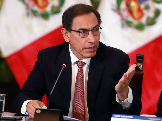 Presidente Vizcarra llamó a referéndum para el próximo 9 de diciembre