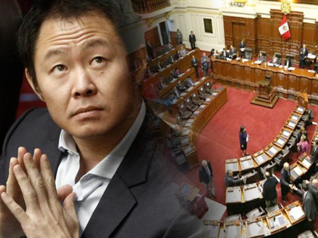 Ministerio Público formalizó investigación contra Kenji Fujimori