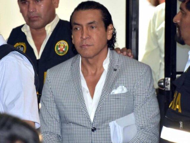 Poder Judicial aprobó extradición de 'Peter Ferrari' a Estados Unidos