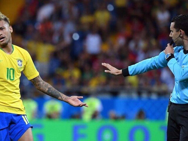 Brasil presentará queja ante la FIFA por arbitraje en partido con Suiza