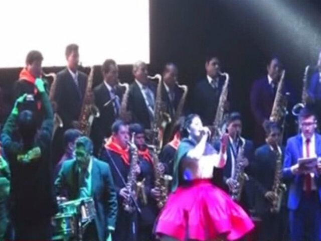 Gaby del Perú: la joven promesa del folklore que viene conquistando Lima