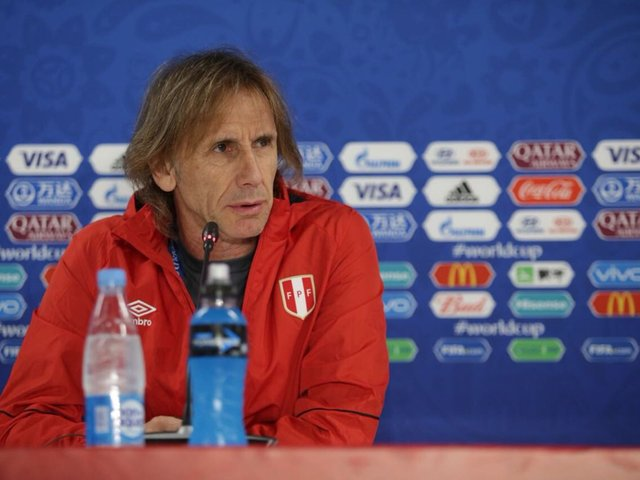 Ricardo Gareca analizará su continuidad en la Selección Peruana