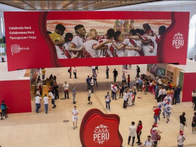 Rusia: conozca la Casa Perú instalada en Moscú