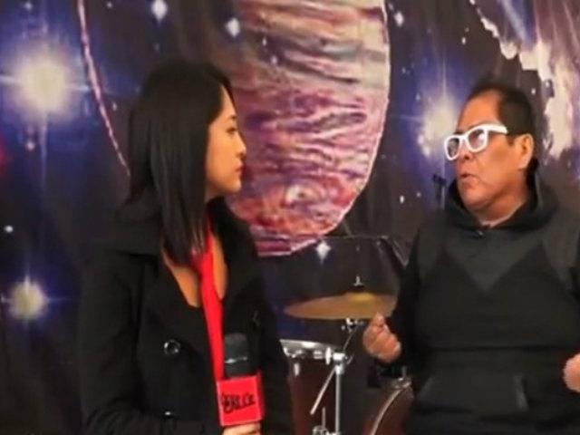 'Cachuca' narra su verdad tras exaltada presentación en Pucallpa