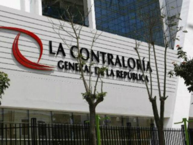 Contraloría envió al Ejecutivo proyecto de decreto de urgencia para reactivar obras