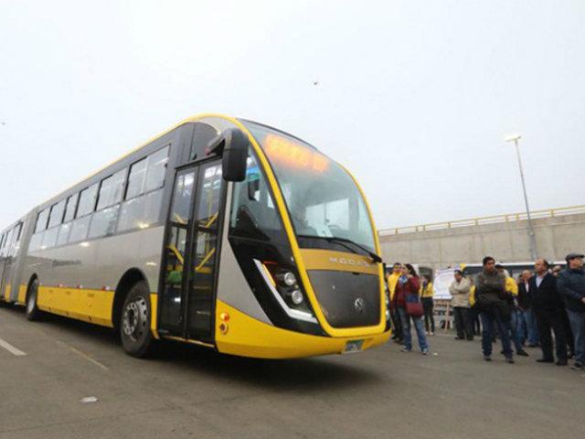 MML inicia operación de corredor amarillo de la Línea Amarilla