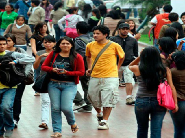 Según Censo 2017, zonas de la selva tienen mayor proporción de jóvenes en el Perú