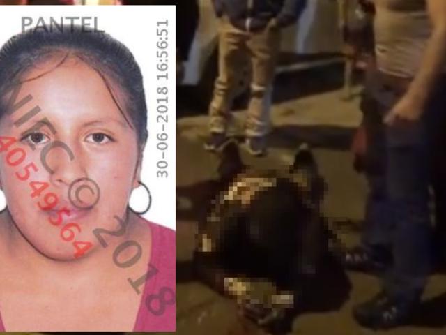 Sujeto que quemó viva a una mujer en Cajamarca habría sido identificado