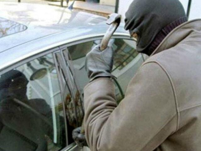 Lima Norte: familia recupera auto robado gracias a GPS de celular