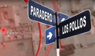 Conozca las historias de los paraderos de Lima