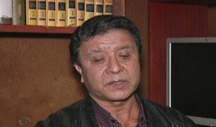 Padre de acusado defiende a su hijo internado en Maranguita