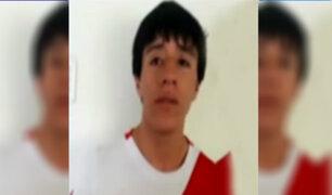 Cajamarca: sujeto acusado de quemar a mujer confesó ser autor del ataque