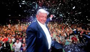 México: Izquierda gana la presidencia de mano de López Obrador