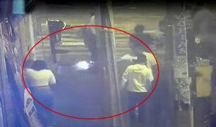 Trujillo: sujeto acribilla a hombre a la salida de discoteca