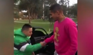Paolo Guerrero hace realidad el sueño de un niño con discapacidad