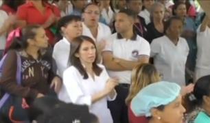 Venezuela: enfermeras amenazan con radicalizar huelga si Gobierno no las escucha