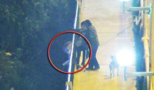 Mujer intenta suicidarse luego de haber discutido con su pareja en Huancayo