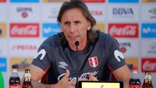 Selección peruana: Gareca anuncia a los convocados ante Ecuador y Costa Rica