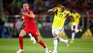 Mundial de Rusia 2018: Inglaterra derrota a Colombia en tanda de penales