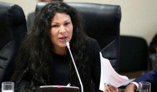 Caso Yesenia Ponce: docentes citados en documentos negaron conocer a la parlamentaria