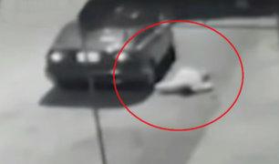 SJL: taxista que arrojó cadáver de pasajero tiene antecedentes penales