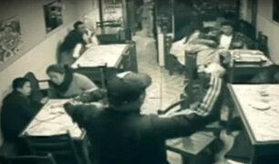 Inseguridad ciudadana: aumentan robos a clientes de restaurantes de Lima