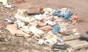 Chorrillos: vecinos se organizan para limpiar playa La Herradura