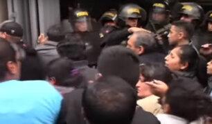 Desalojo en Comas: funcionario afirmó que se encontró fraude en balanzas de comerciantes