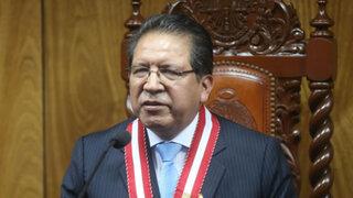 Fiscalía de la Nación solicitó impedimento de salida del país para Noguera, Velásquez y Águila